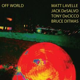 Album Off World by Jack DeSalvo