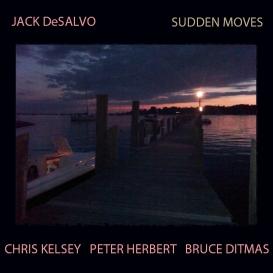 Album Sudden Moves by Jack DeSalvo