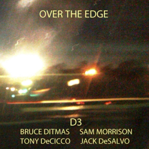 Over The Edge by Jack DeSalvo