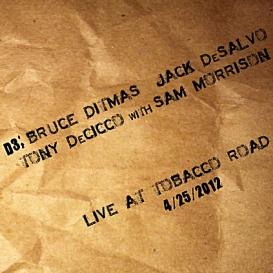 Sam Morrison and D3 Live
