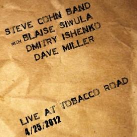 Steve Cohn Band Live